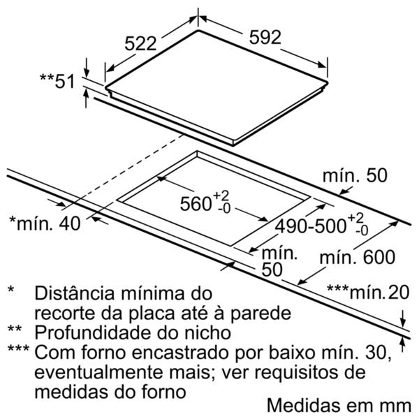 PLACA BOSCH PVS651FC5E