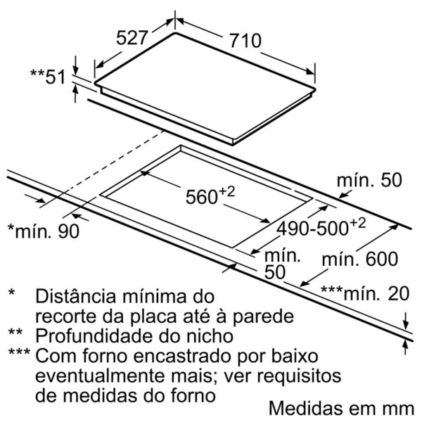 PLACA BOSCH PVS775FC5E