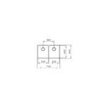 BeLinea-RS15-2B-740-drawing-1